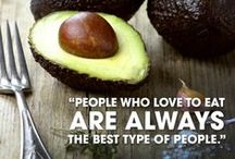 Cooking Inspriration / Because the best recipe ingredient is LOVE. #AvocadosForAll