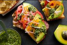 Quick & Easy Snacks / Whether you're hanging around at home or need something quick and on the go, these tasty snacks will satisfy any craving! / by Avocados From Mexico