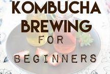 Kombucha, Cultures and Fermenting / by Keri F
