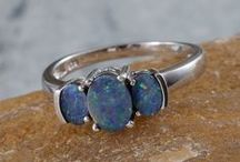 Boulder Opal Jewelry / by Liquidation Channel