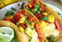 Mexican Style Recipes / Mexican and Mexican style food.
