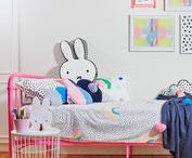 Kids Room Style / Ideas and inspiration to decorate your kids bedroom, everything from toys to furniture and bed linen.
