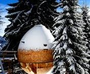 Cabin Style / Incredible cabins and treehouses from all over the world