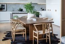Home Style - Australian Designers / Step inside and say hello to In My Place, where we showcase the beautiful homes of cool Aussie creatives, from architects and interior designers to fashion stylists, photographers and furniture makers.
