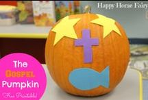 Fall / Fun holiday traditions, easy crafts, and activities to celebrate the fall season!