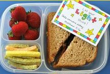 Lunch Box Love / FREE Printable lunch box love notes and yummy recipes to pack a great lunch for my kids!