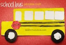 The Wheels on the Bus / by Happy Home Fairy