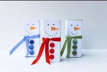 Winter / Fun holiday traditions, easy crafts, and activities to celebrate the winter season!