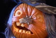 Halloween Fun / I love Halloween and because I'm on the web all the time I see the most fun things for this holiday. From decorations to funny gifts. I also love to bake and Halloween can be a great time to get outrageous in the kitchen.