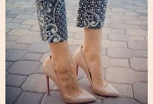 Classy Shoes and Heels / The right shoes can make the outfit! Put your best foot forward literally!) with a classy pair of shows for the workplace or weekend wear.