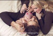 Maternity & Newborn Session ideas