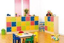 Kindergartenausstattung / Happy Kidz - Kleine Möbel zu winzigen Preisen. Mehr rund um Kindergartenbedarf und Kindergartenmöbel findest du unter www.happy-kidz.com.