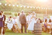 Lighting / Wedding lighting ideas for your wedding ceremony and reception