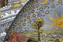 Star Maps, Moons, Medieval / If words are not things, or maps are not the actual territory, then, obviously the only possible link between the objective world and the linguistic world is found in structure, and structure alone.  ~Alfred Korzybski