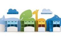 Aufbewahrung  / Happy Kidz - Kleine Möbel zu winzigen Preisen. Mehr rund um Kindergartenbedarf und Kindergartenmöbel findest du unter www.happy-kidz.com.