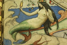 Bestiary and Mythic Creatures /  I never turned anyone into a pig. Some people are pigs; I make them look like pigs. ~Louise Gluck, Circe