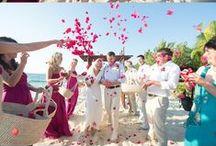 Beach Weddings / Beach wedding inspiration