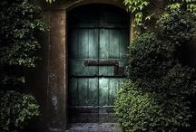 Windows, Doors, Gates & Pathways / by Judith Funchion Dougherty