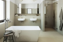 Bathroom Inspiration / by Sjanett