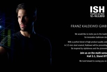 Kaldewei @ ISH 2013 / come and visit us from March 12 in Frankfurt