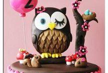 Owl party - girl / by Lauren Olsen