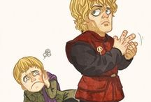 Ice. And Fire. / Jon is the rightful heir of Westeros. / by Blake N. Behrens