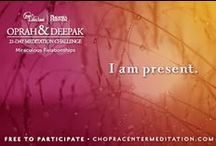 21 Day Meditation Challenge / by Chopra Center Marketplace