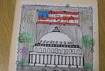 teach | government + econ / teaching about the Constitution and workings of government in the United States / by Bethany Hope Noles