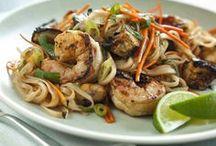 Something Fishy / Seafood recipes