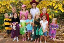 Children's Costumes / Children love to dress up, especially for special events like Bootanical at The Garden / by Daniel Stowe Botanical Garden