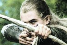 Legolas Love - For Kay / My daughter is 18 and has just seen Legolas in the newest Hobbit trailer. She is smitten... this board is for her.