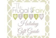 2013 Holiday Gift Guide / Guide to the best #holiday #gift ideas for 2013  #Christmas