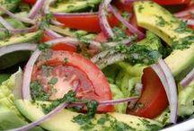 Paleo Salads / by Sjanett