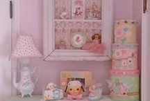 Cute Girls room / by M Thompson