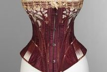 19th Century Unmentionables / Proper ladies needed a proper foundation.