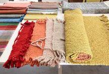 Danskina @ Milano Design Week 2014 / Danskina ha presentato al Salone Internazionale del Mobile la prima collezione di tappeti disegnata da Hella Jongerius quale Design Director.
