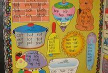 Kindergarten / by Sylvia Sanchez
