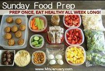 Clean-eating meal prep / Paleo clean primal mealprep ideas