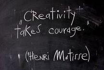 Creativity is..