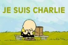 Je Suis Charlie / Hommage to those slaughtered today at Charlie Hebdo. / by Secret Paths