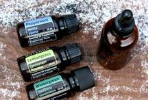 Essential oils / by Dawn Myers