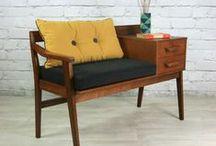 Pieces We Love to Pieces / Individual furniture pieces, decor, art...etcetera!
