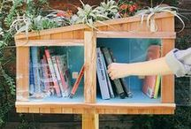 Free Little Libraries / by Sabrina