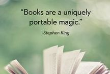 The Written Word / Books I love. Wait, I love all books.