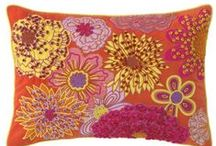 Wonderful Pillows / Pillow of every size and shape!