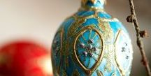Christmas interiors / Christmas decoration