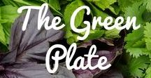 Green Plate Challenge Ideas / Super ideas to help you put more greens on your plate! #greenplatechallenge