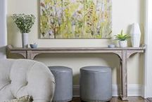 French Country Home / Interior Design Shoot for Pizzigati Designs Photography by Caroline Sinno
