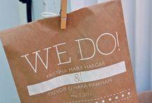 WEDDING - ideas / by Lief Leuk & Eigen geboortekaartjes