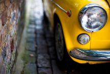 COLOR - yellow / by Lief Leuk & Eigen geboortekaartjes